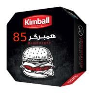 همبگر 85 درصد کیمبال