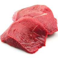 گوشت ران گوساله 1200 گرم