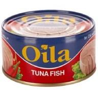 کنسرو تن ماهی فلفلی اویلا
