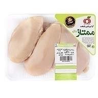سینه مرغ بدون پوست   1300  گرم