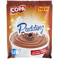 پودینگ شکلاتی کوپا