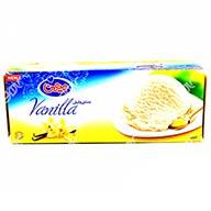 بستنی پاکتی وانیلی میهن