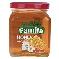 عسل فامیلا  330 گرم