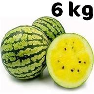 هندوانه زرد ۶ کیلویی