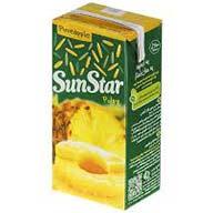 آب آناناس سان استار  200  سی سی