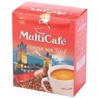 کافی میکس 12 عددی مولتی کافه