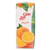 آبمیوه پرتقال سن ایچ 200 سی سی