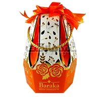 شکلات کادویی باراکا طرح الناز