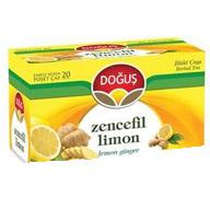 چای لیمو زنجفیل دوغوش